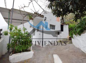 Casa con terreno y cuevas en Valleseco (let2313)
