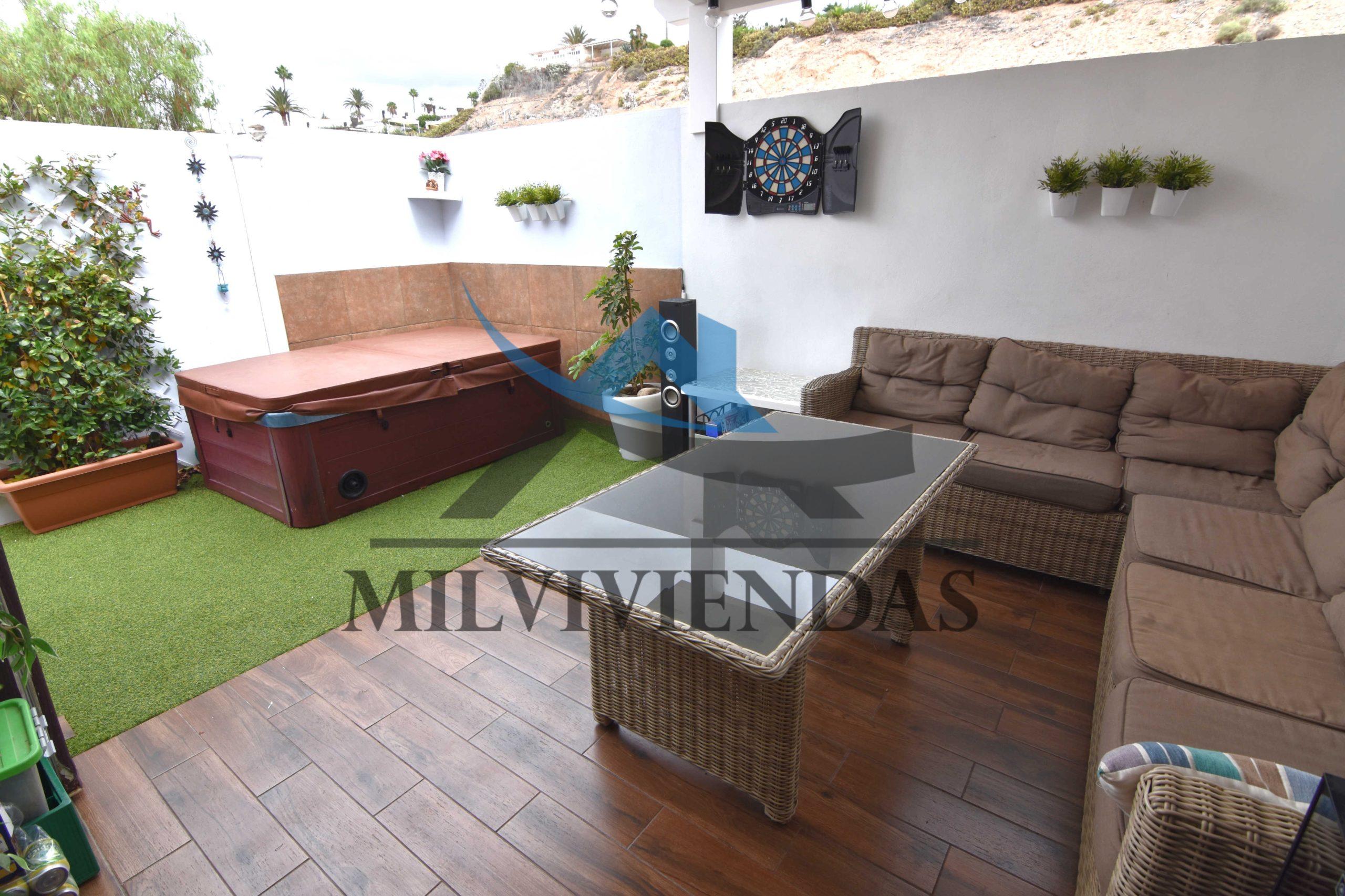 Bonito bungalow en Campo De Golf (pp212)