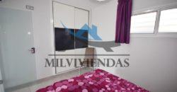 Apartamento en primera linea al mar (mg511)