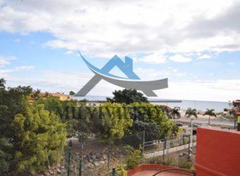 Estudio vista mar en venta en San Agustín (let2309)