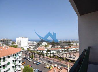 Apartamento con vistas al mar en Playa del Inglés (mg547)