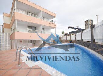 Apartamento en alquiler vacacional en Meloneras (let022)