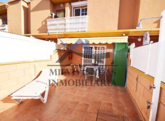 Alquiler de bonito bungalow dúplex en San Agustin (let5526)