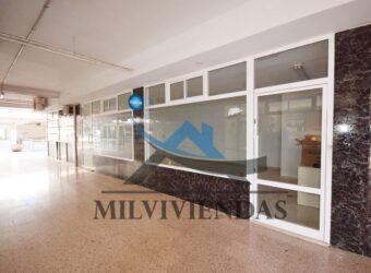 Alquiler de local comercial en San Fernando con dos entradas independientes (let495)