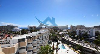 Apartamento con increibles vistas al mar en Playa del Inglés (mg234)