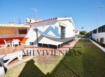 Bungalow en venta en Playa del Inglés con grande jardín (a270)