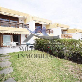 Apartamento con jardin privado en San Agustín (a552)
