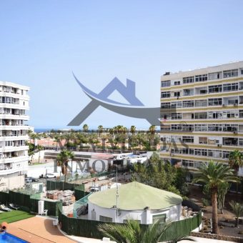 Apartamento vista mar en Playa del Inglés (mg235)